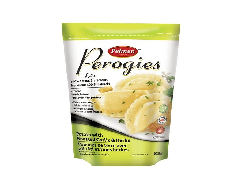 Pelmen - Perogies Potato with Roasted Garlic and Herbs - door2doorfresh.com