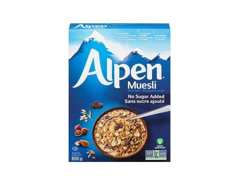Alpen Muesli Cereal No Sugar Added - door2doorfresh.com