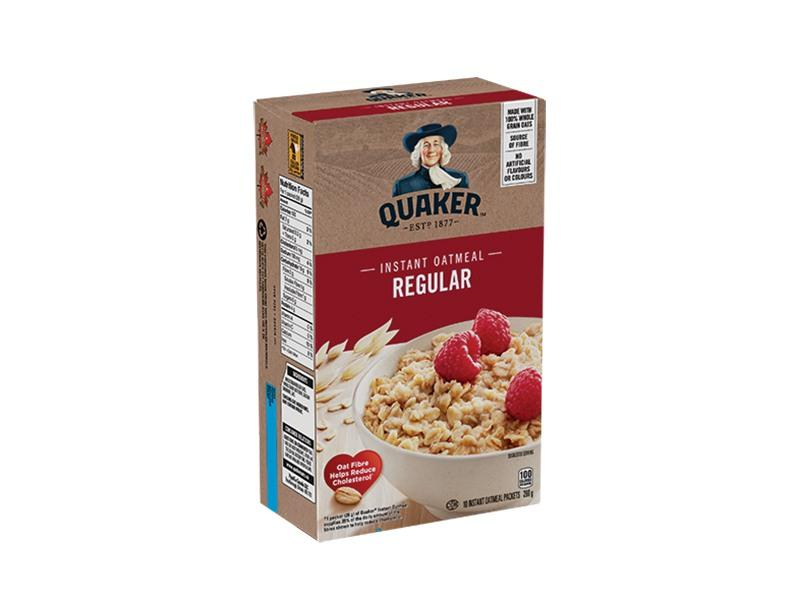 IQO - Quaker Oats RTS - Regular - door2doorfresh.com