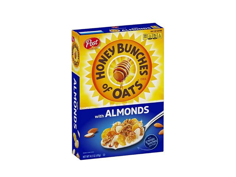 Post Cereal - Honey Bunches of Oats Almond - door2doorfresh.com
