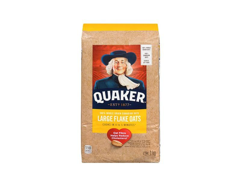 Quaker - Large Flake Oats - door2doorfresh.com
