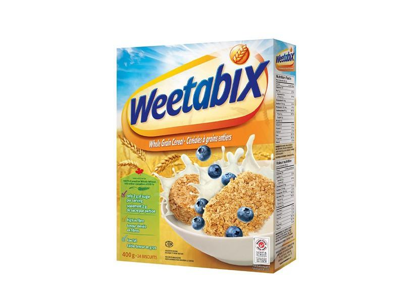Weetabix - Whole Grain Cereal - door2doorfresh.com