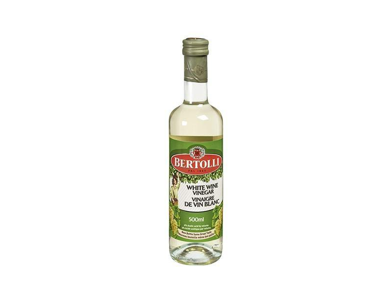 Bertolli - White Wine Vinegar - door2doorfresh.com