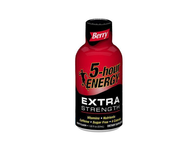 5 Hour Energy Extra Strength - Berry - door2doorfresh.com