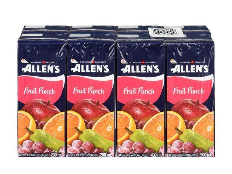 Allens - Tetra Fruit Punch - door2doorfresh.com