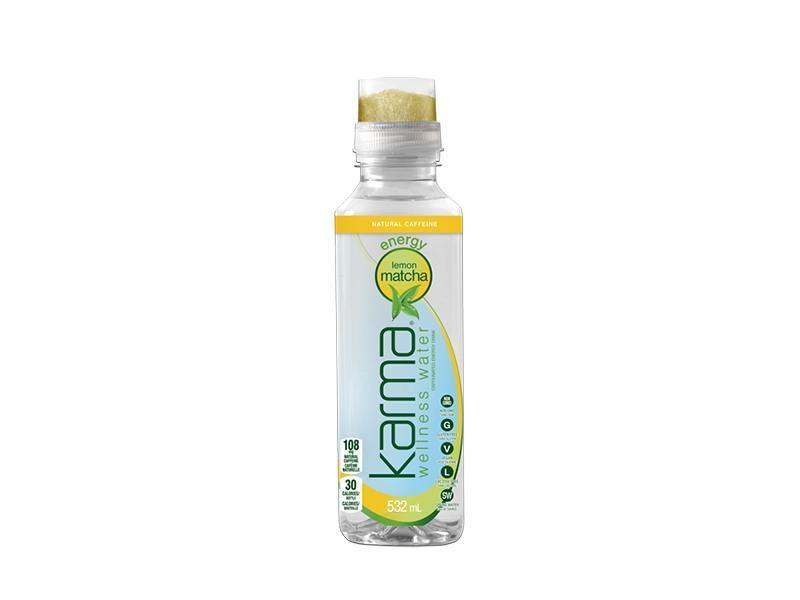 Karma Energy Lemon Matcha Water - door2doorfresh.com