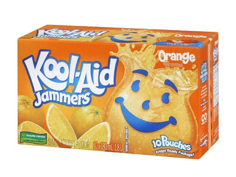 Kool Aid - Jammers Orange - door2doorfresh.com