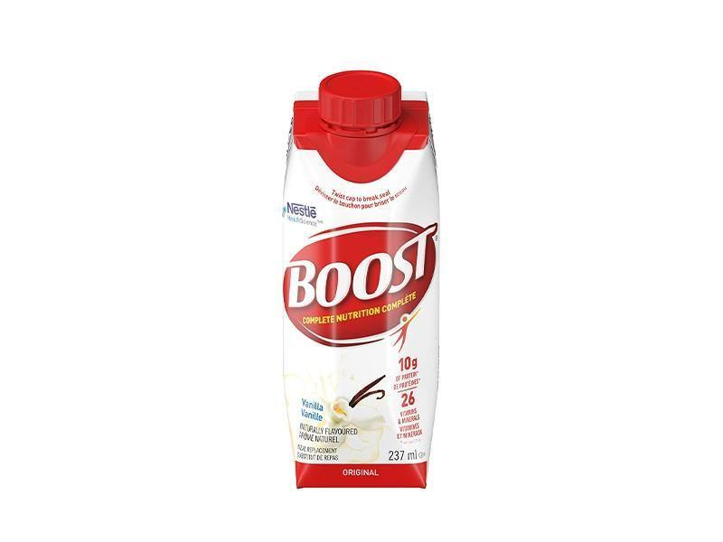 Boost - Vanilla - door2doorfresh.com