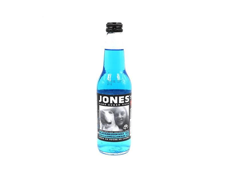 Jones - Soda Blue Bubblegum - door2doorfresh.com