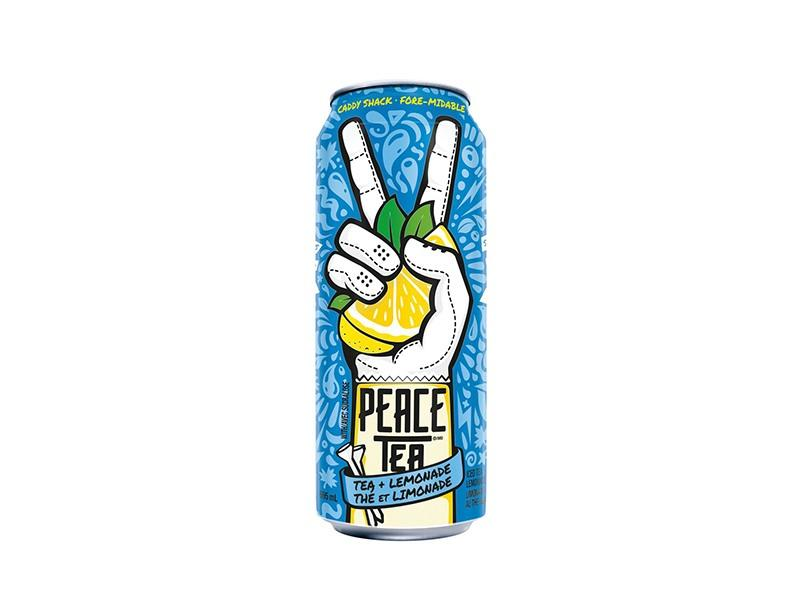 Peace Tea Caddy Shack - door2doorfresh.com