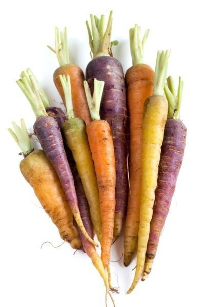 Heirloom Carrots - Tri Colour - door2doorfresh.com