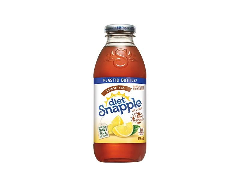 Snapple - Diet Lemon Tea PET - door2doorfresh.com