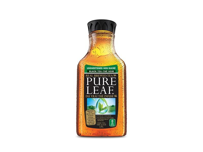Pure Leaf Unsweetened Black Tea - door2doorfresh.com
