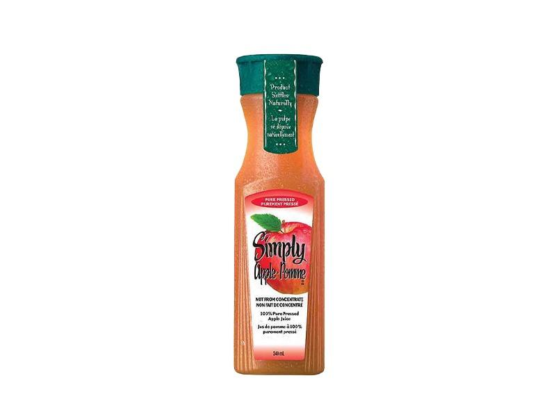 Simply - Apple Juice 340ml - door2doorfresh.com