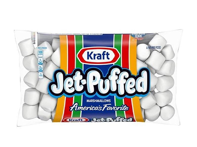 Kraft - Jet Puff Marshmallows White - door2doorfresh.com