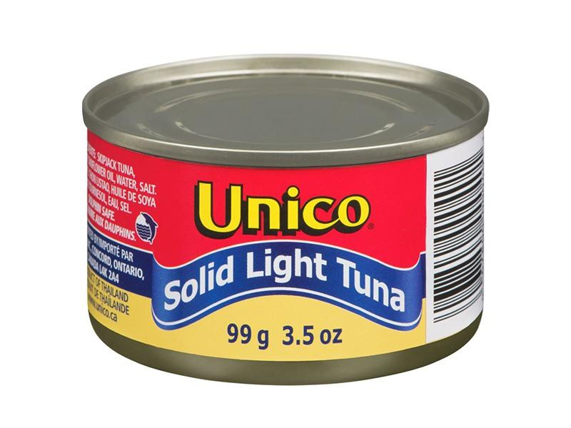 Unico - Solid Light Tuna - door2doorfresh.com