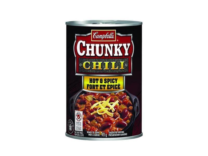Campbell - Chunky Chilli Hot & Spicy - door2doorfresh.com