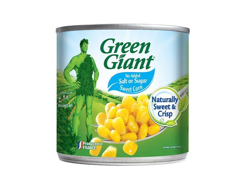 Green Giant - Sweet Corn No Salt & Sugar - door2doorfresh.com