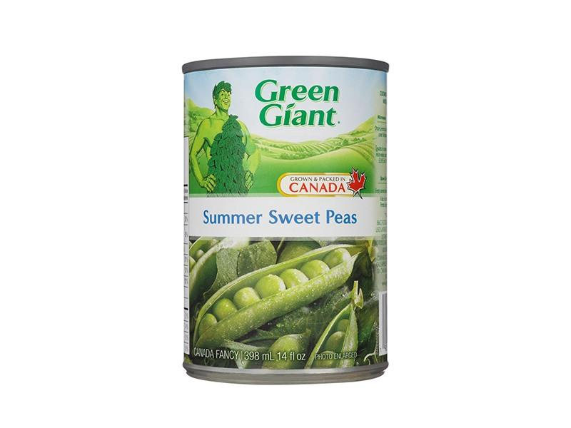 Green Giant - Summer Sweet Peas - door2doorfresh.com
