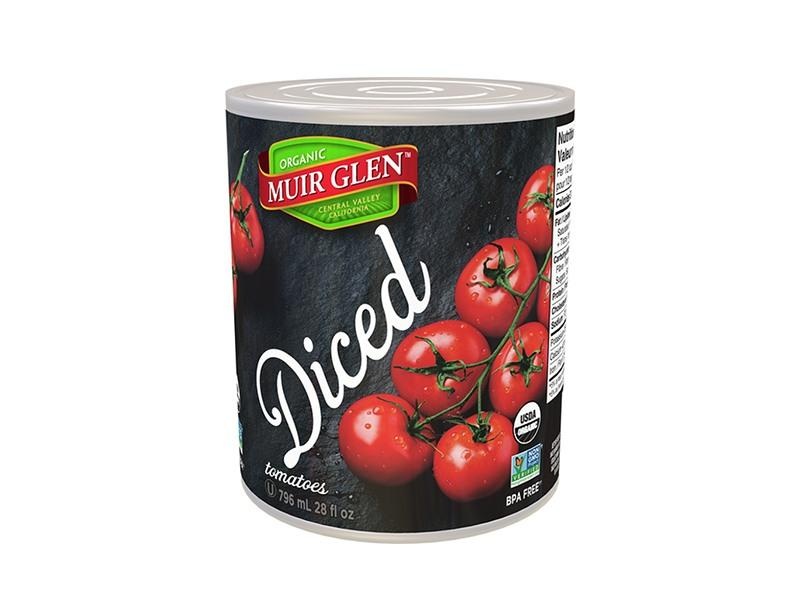 Muir Glen Organic Diced Tomatoes - Original - door2doorfresh.com