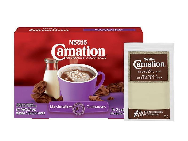 Carnation - Hot Chocolate Marshmallow - door2doorfresh.com