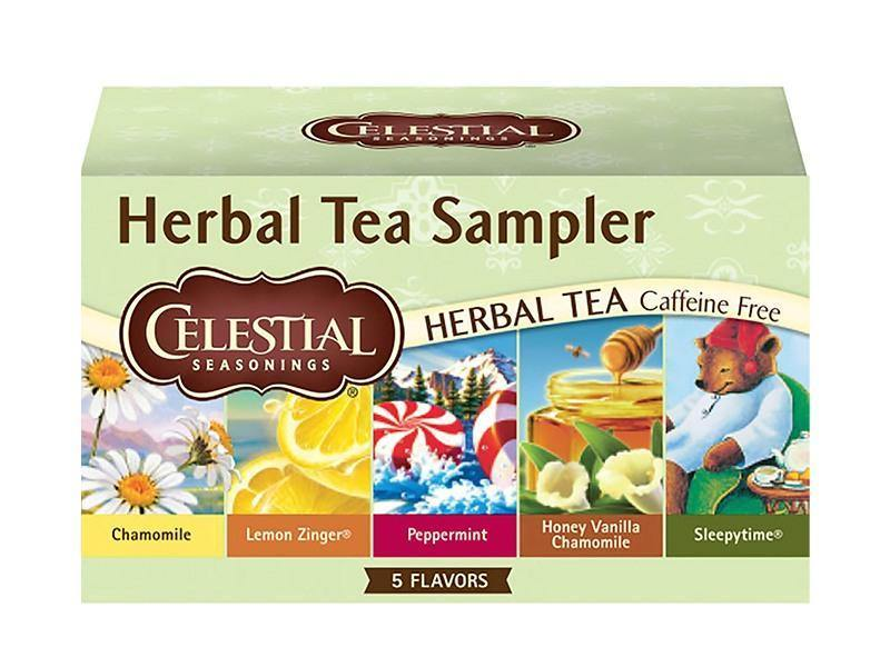 Celestial Tea- Variety Pack - door2doorfresh.com