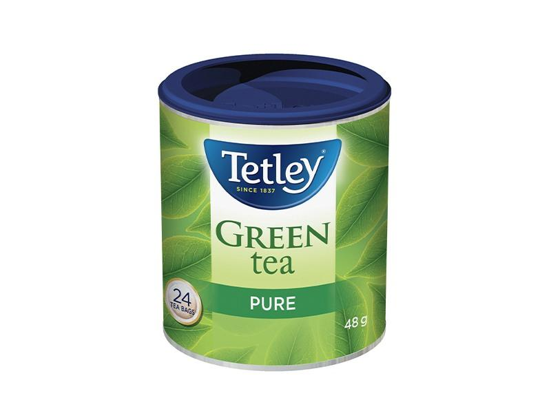 Tetley - Specialty Tea Green - door2doorfresh.com