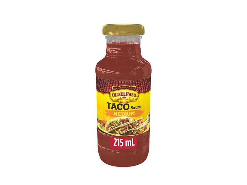 Old El Paso Taco Sauce - Medium - door2doorfresh.com