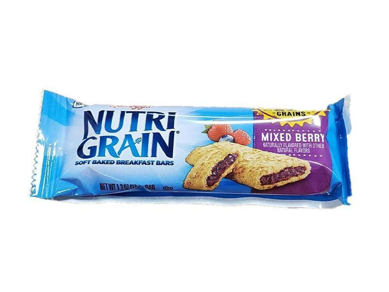 Kelloggs Nutri Grain Bar Mixedberry - door2doorfresh.com