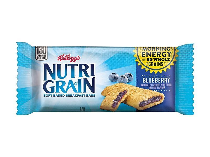 Kelloggs Nutri Grain Bar Blueberry - door2doorfresh.com