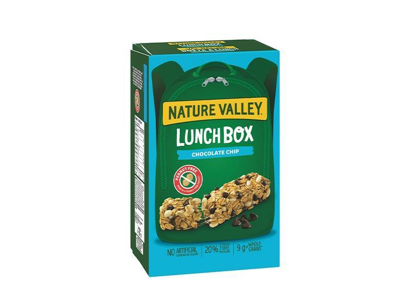 Nature Valley Chocolate Chip Peanut Free Granola Bars - door2doorfresh.com
