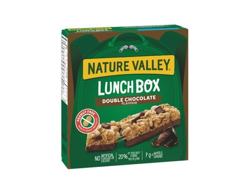 Nature Valley Double Chocolate Chip Peanut Free Granola Bars - door2doorfresh.com
