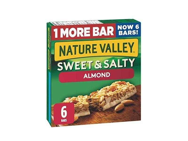 Nature Valley - Sweet Salty Bar Almond 6Ct - door2doorfresh.com