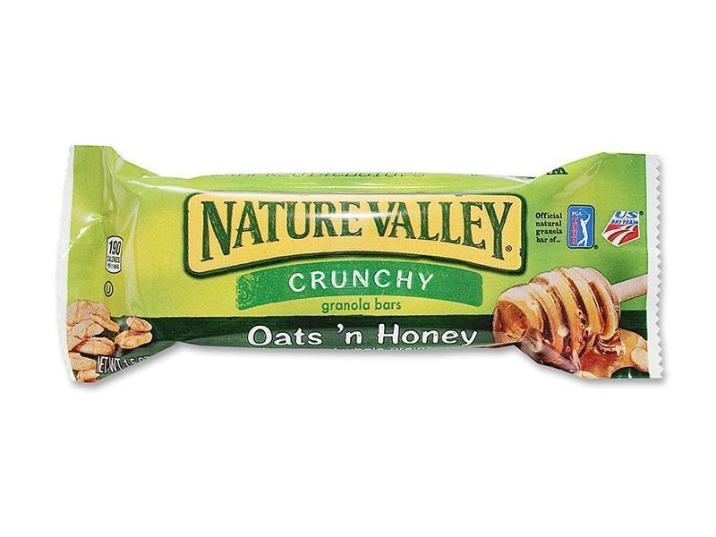 Nature Valley - Granola Bar Oats and Honey - door2doorfresh.com