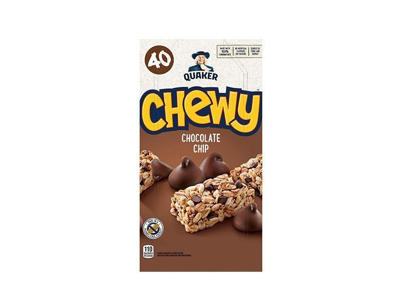 Quaker - Chewy Chocolate Chip - door2doorfresh.com