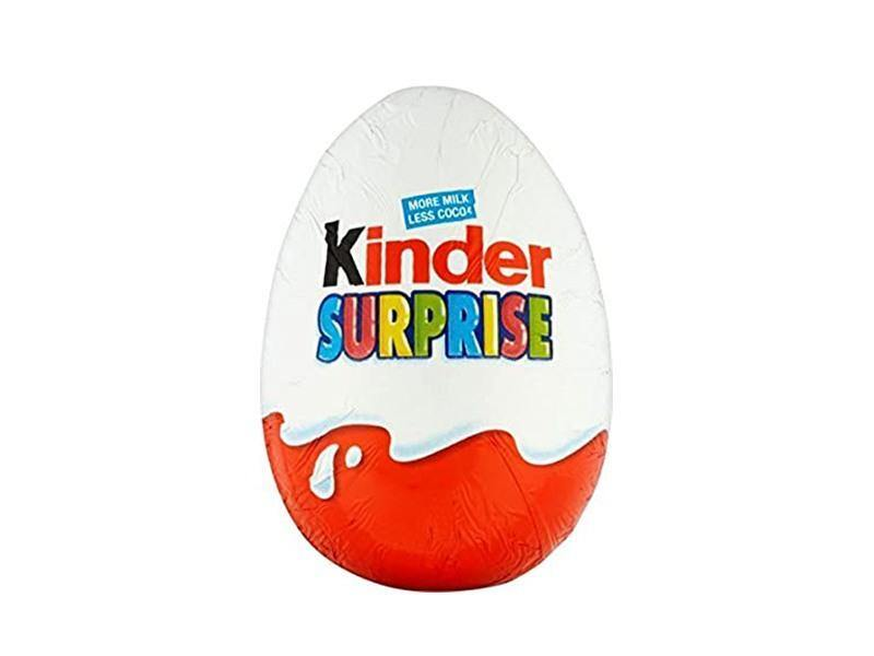 Kinder Surprise Egg Original - door2doorfresh.com