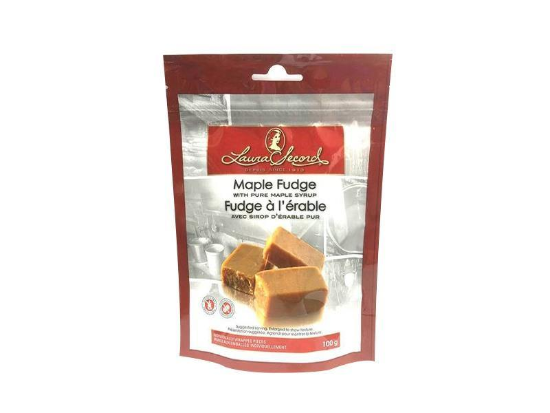 Laura Secord Maple Fudge Pieces - door2doorfresh.com
