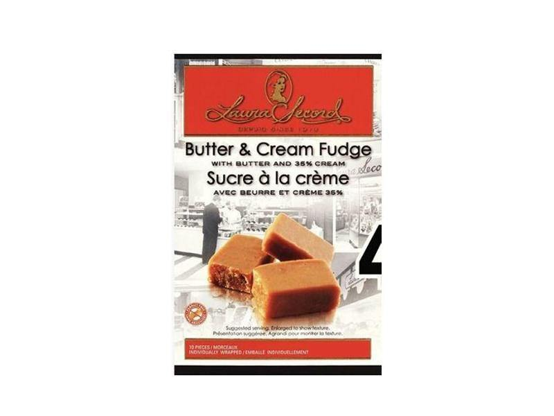 Laura Secord Butter and Cream Fudge Pieces - door2doorfresh.com
