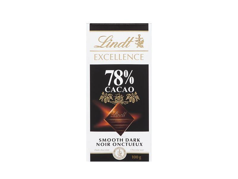 Lindt - Excellence Rich Dark 78% Cocoa - door2doorfresh.com