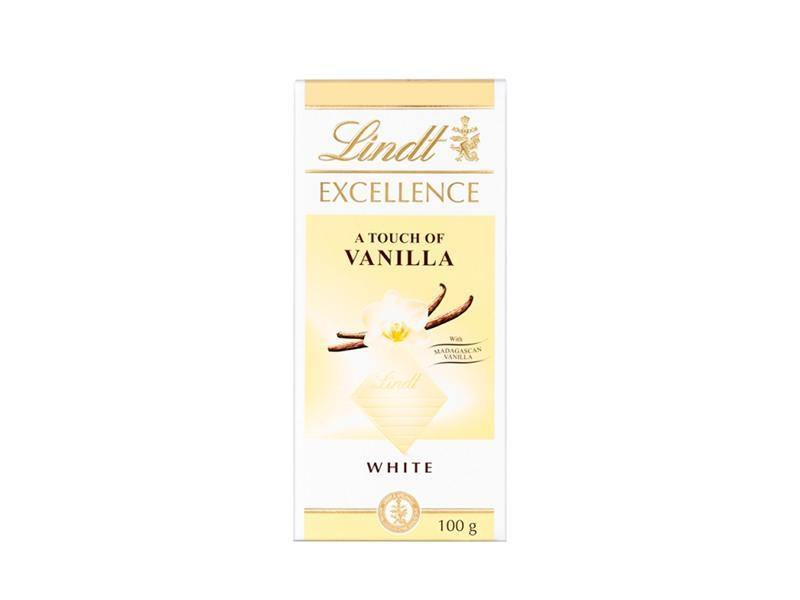 Lindt - Excellence White Vanilla - door2doorfresh.com