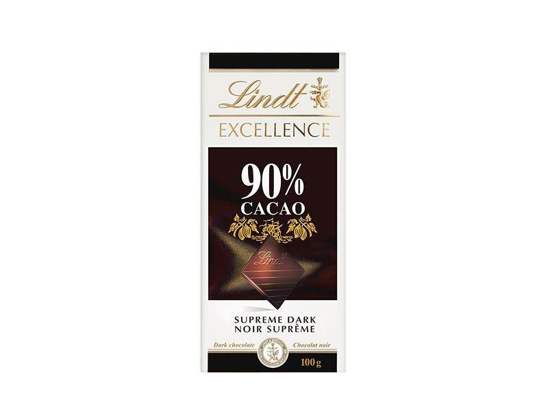 Lindt - Excellence 90% Cacao - door2doorfresh.com