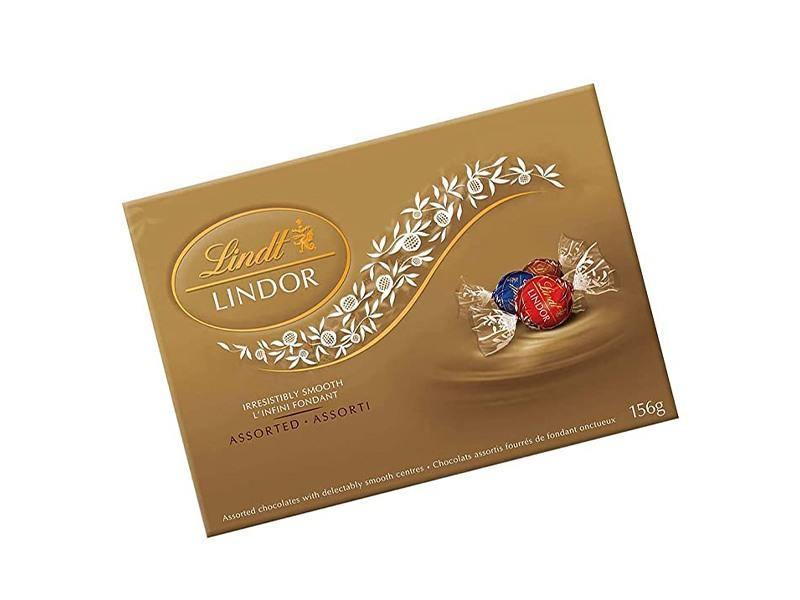 Lindt - Lindor Box Assorted Chocolate - door2doorfresh.com