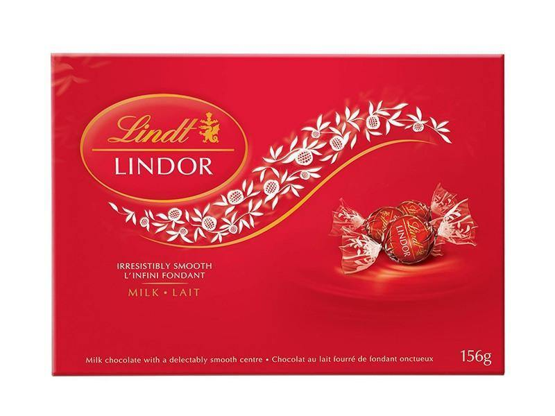 Lindt - Lindor Box Milk Chocolate - door2doorfresh.com
