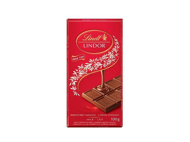 Lindt - Lindor Bar Milk - door2doorfresh.com