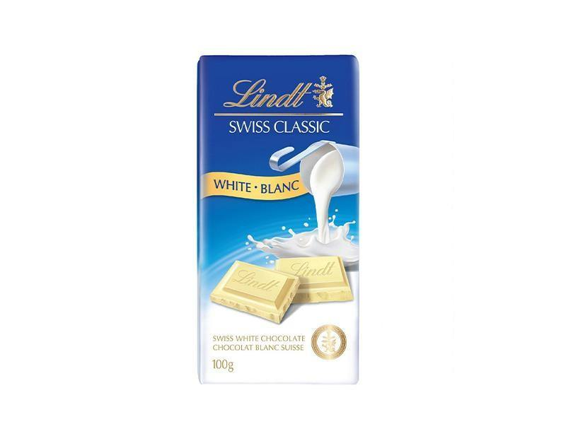 Lindt - Lindor Bar White - door2doorfresh.com
