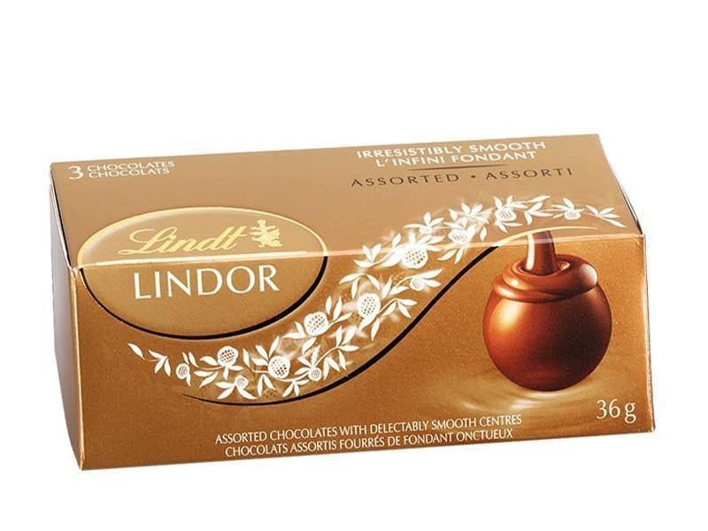 Lindt - Lindor Assorted 3Pk - door2doorfresh.com