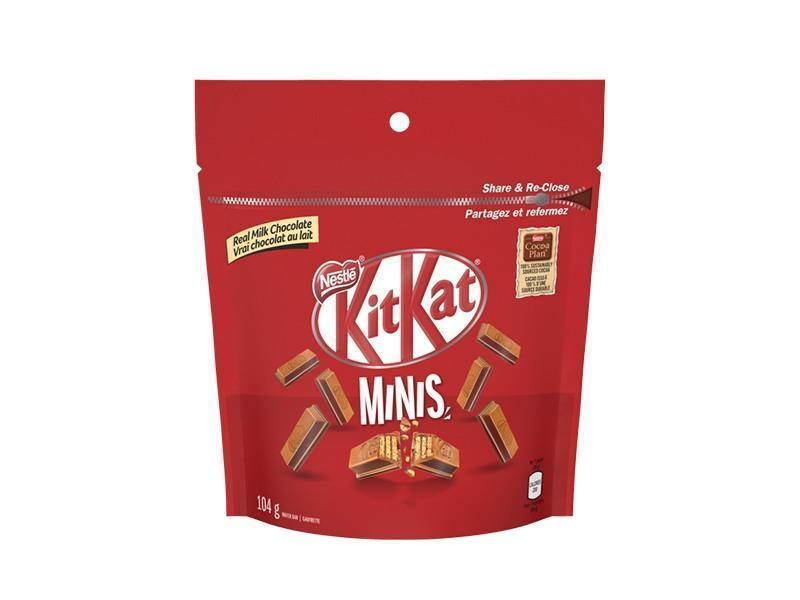 Nestle Kit Kat Minis Cello Bag - door2doorfresh.com