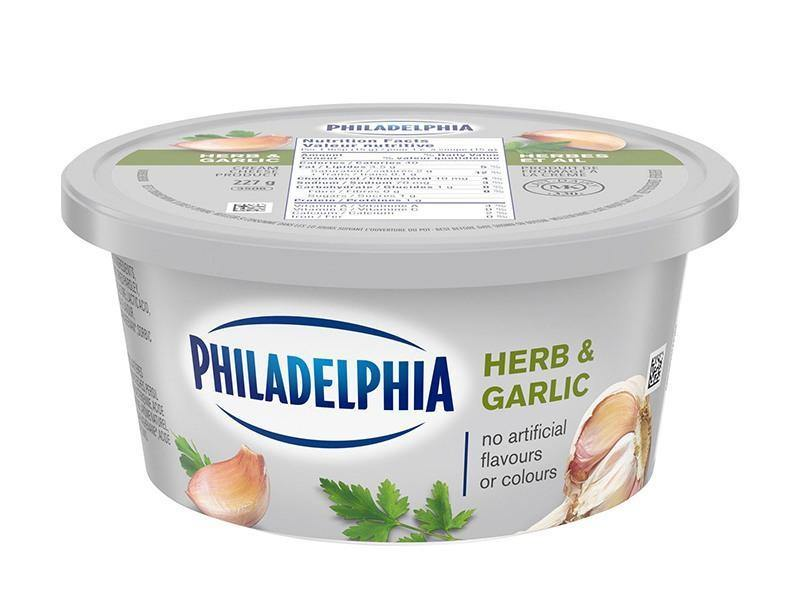 Philadelphia - Soft Cream Cheese Herb - door2doorfresh.com