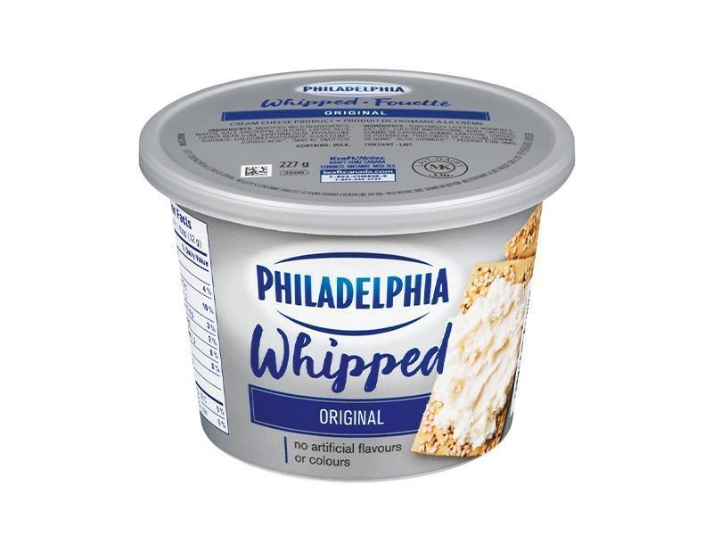 Philadelphia - Whipped Cream Cheese Plain - door2doorfresh.com