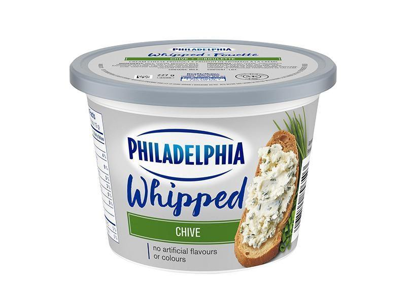 Philadelphia - Philly Whipped Chive - door2doorfresh.com